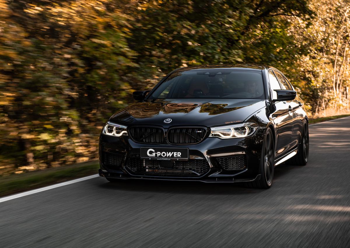 BMW M5 G-Power - Mehr Leistung für den Münchener