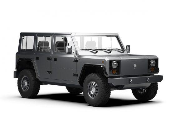 Bollinger Motors B1