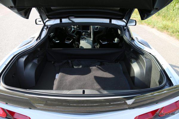 Corvette C7 Kofferraum