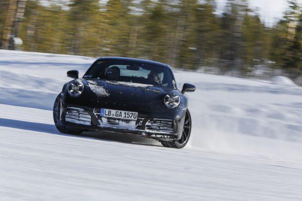 Porsche 991 992 Drift