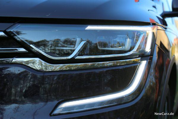 Renault Koleos LED-Tagfahrlicht vorn