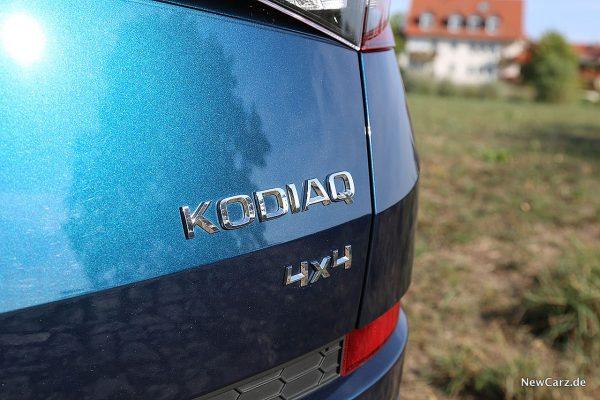 Skoda Kodiaq Scout 4x4