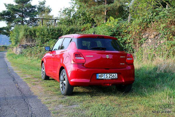 Suzuki Swift Hybrid Heck