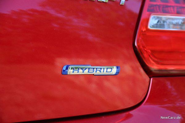 Suzuki Swift Hybrid Hybridschild