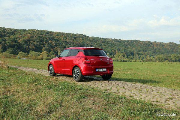 Suzuki Swift Hybrid Comfort+