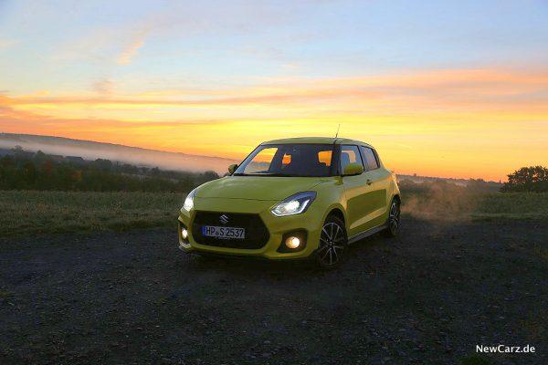 Suzuki Swift Sport vorne links