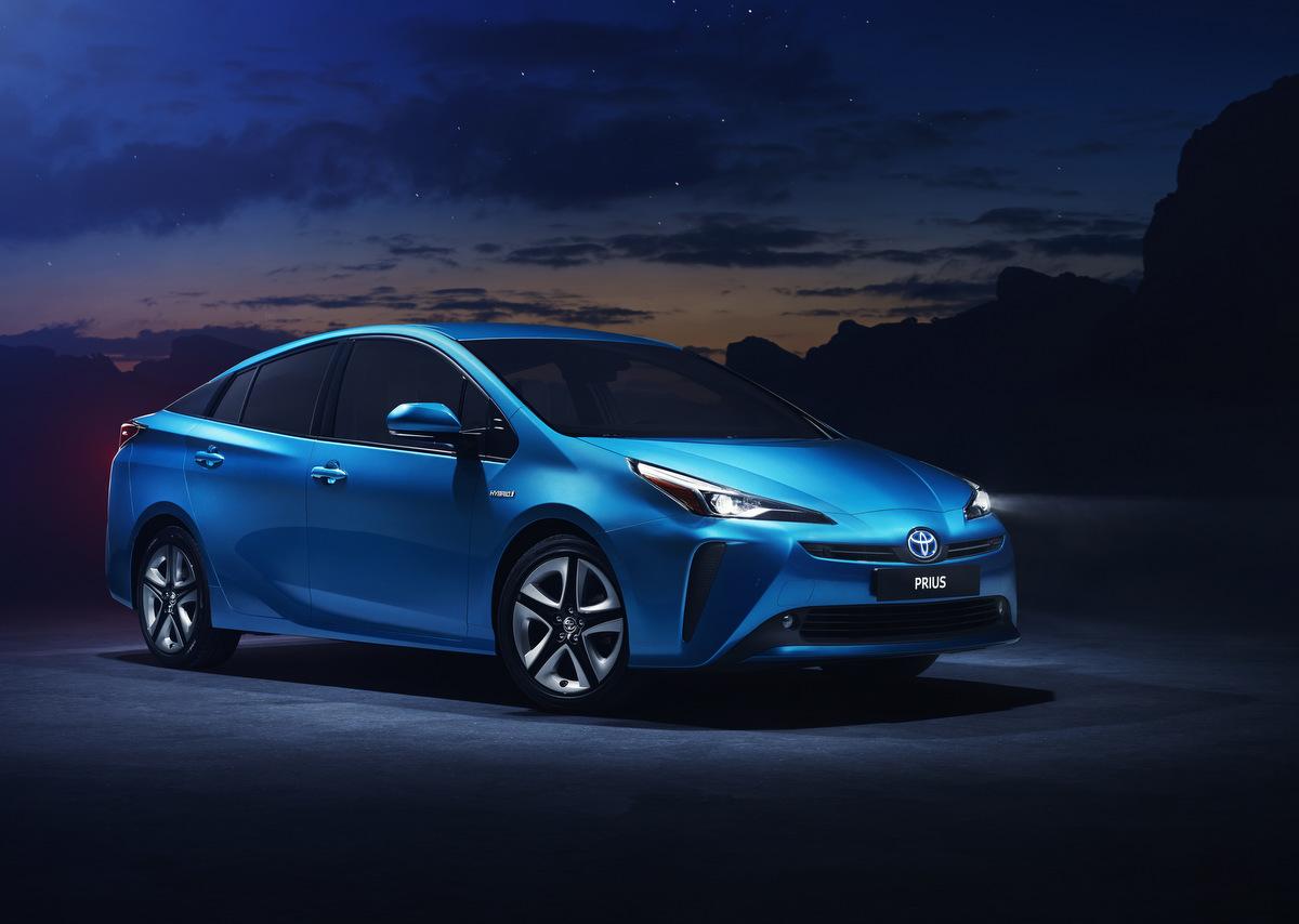 Toyota Prius - Hybridpionier im neuen Gewand