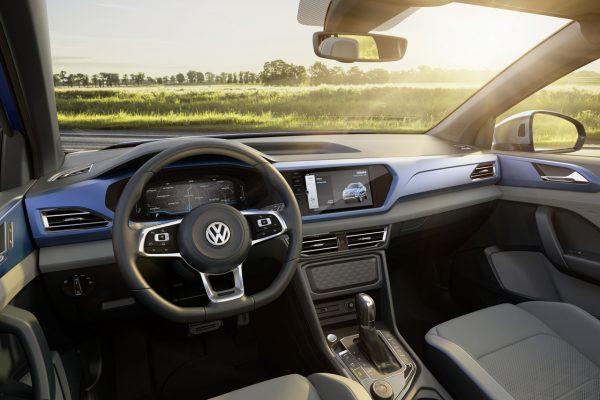 VW Tarok Konzept Interieur