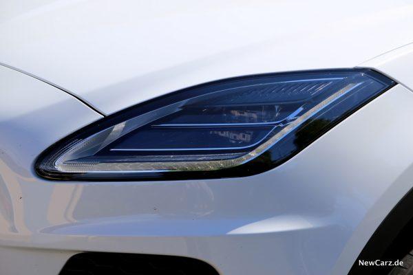 Jaguar E-Pace LED Scheinwerfer