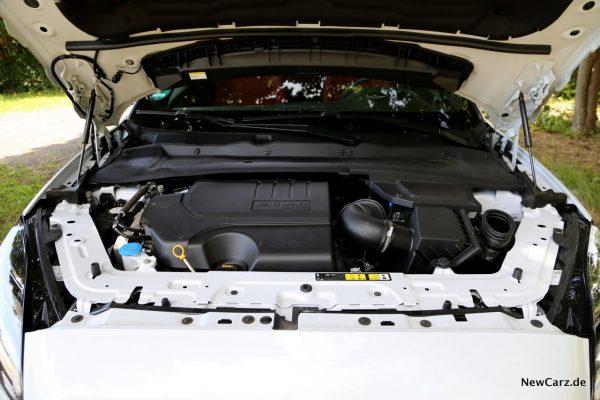 Jaguar E-Pace P300 AWD Motor