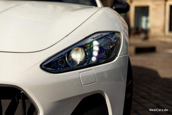 Maserati GranCabrio Xenonscheinwerfer