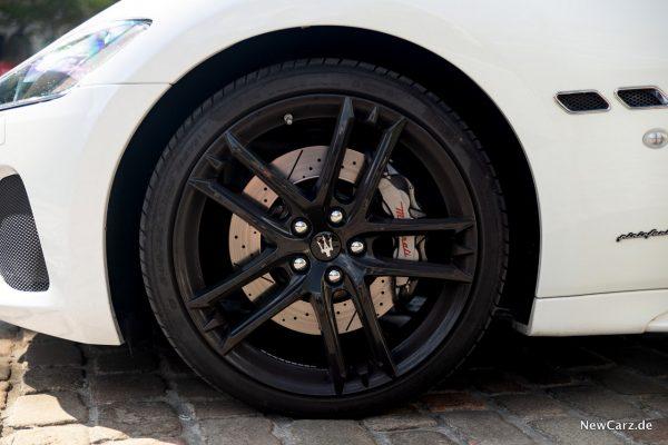 Maserati GranCabrio Sport Bremsen