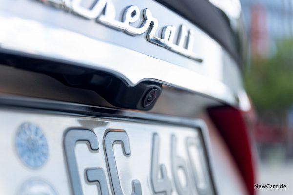 Maserati GranCabrio Sport Rückfahrkamera