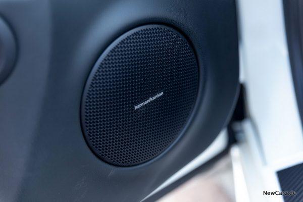 Maserati GranCabrio Soundsystem