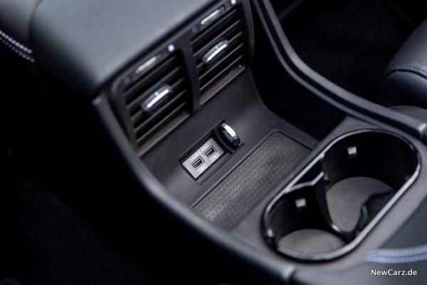 Maserati GranCabrio Sport USB hinten