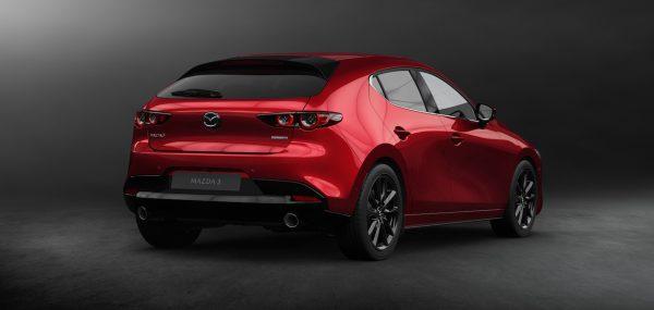Mazda 3 2019 Heck