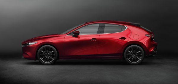 Mazda 3 2019 Seite