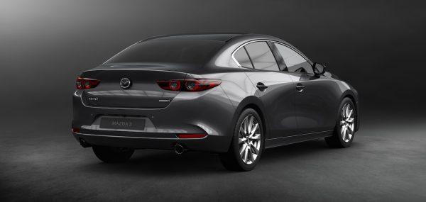 Mazda 3 Fastback 2019