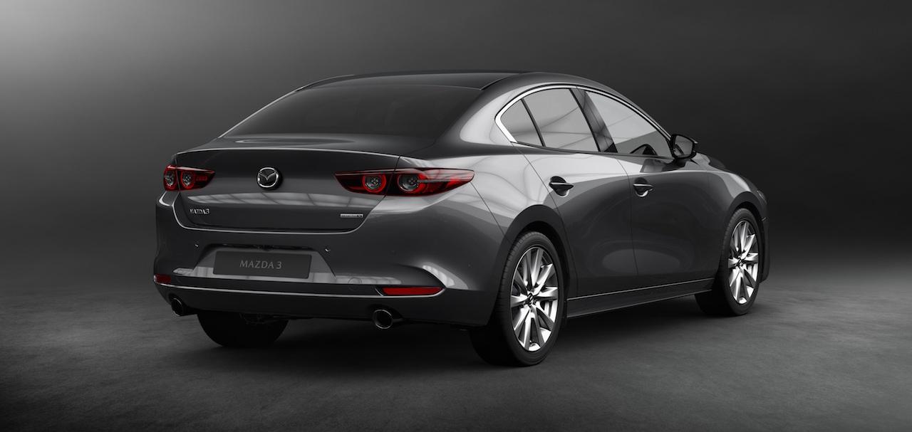 Mazda 3 2019 Mehr Kodo Denn Je Newcarz De