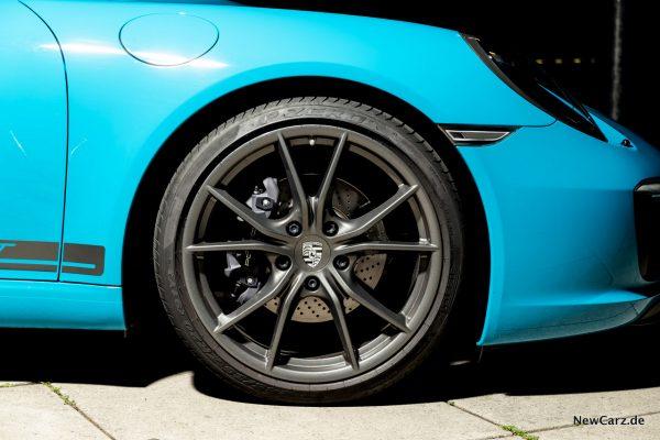 Porsche 911 Carrera T Bremsanlage