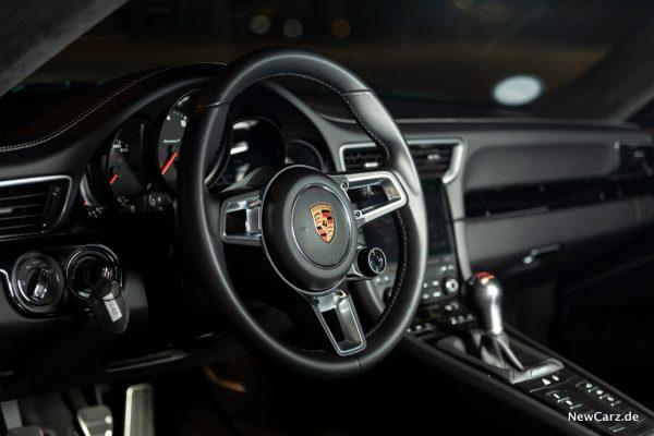 Porsche 911 Carrera T Lenkrad