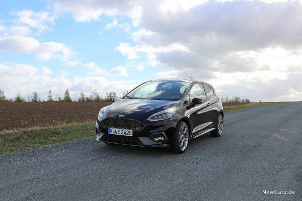 Ford Fiesta ST schräg