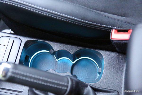 Ford Fiesta ST Ambientelicht