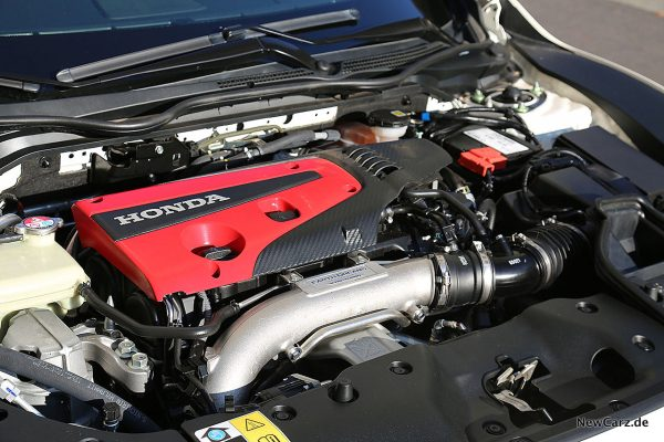 Honda Civic Type R Motor