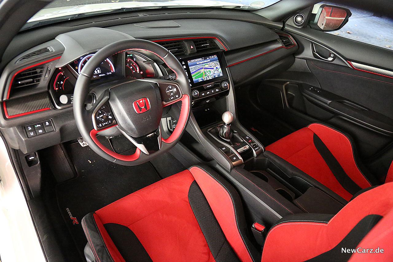 Honda civic type r luder aus fernost newcarz de