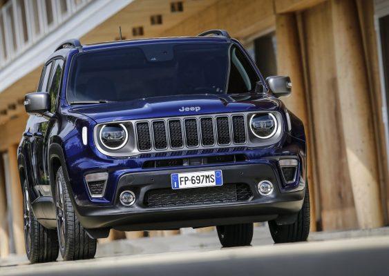 Jeep Renegade - Seven Slot