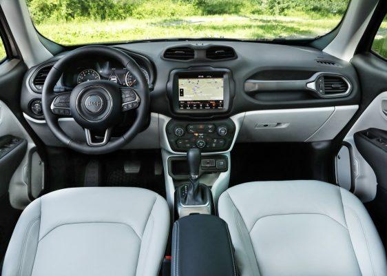 Jeep Renegade - Interieur