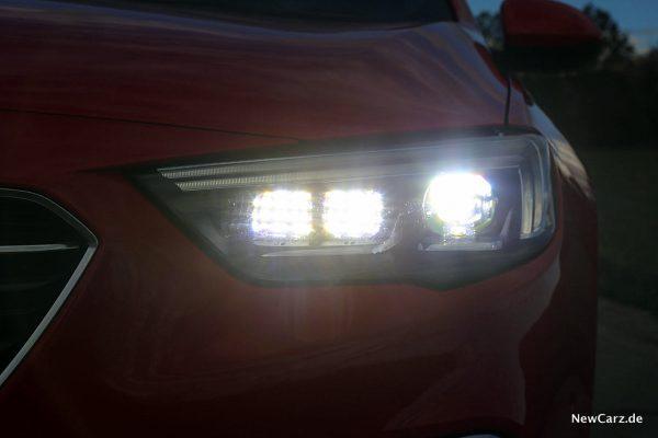 Opel Insignia GSi LED-Scheinwerfer
