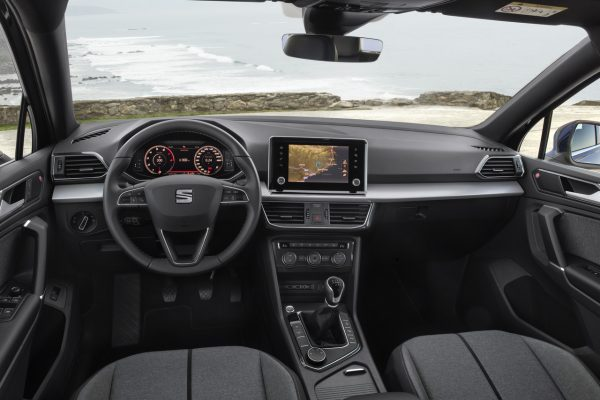 Seat Tarraco Armaturen