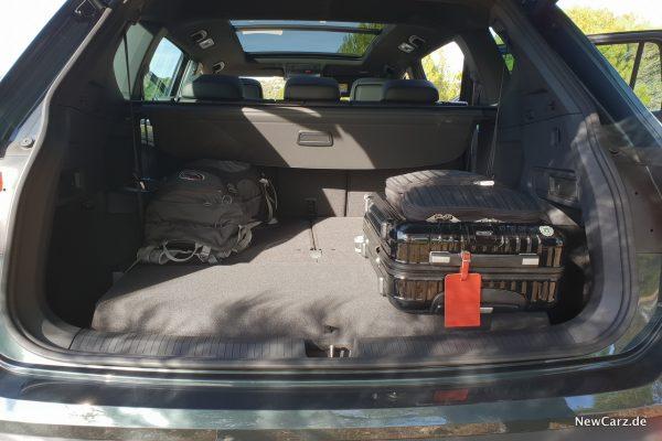 Seat Tarraco Gepäckraum