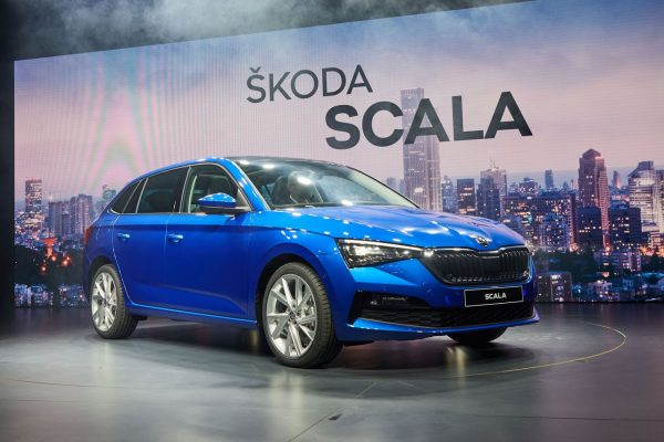Skoda Scala Premiere