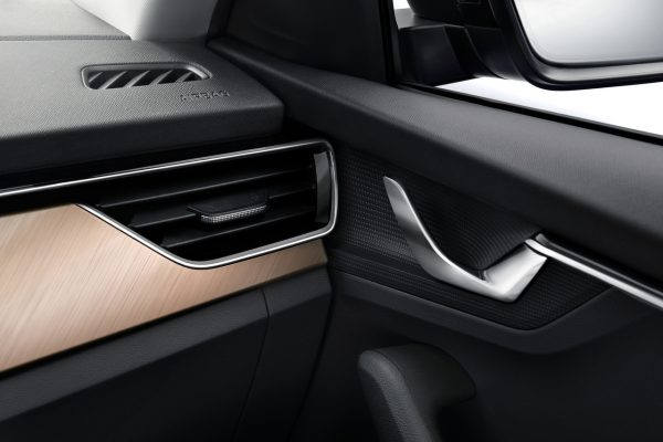 Skoda Scala Interieur Detail