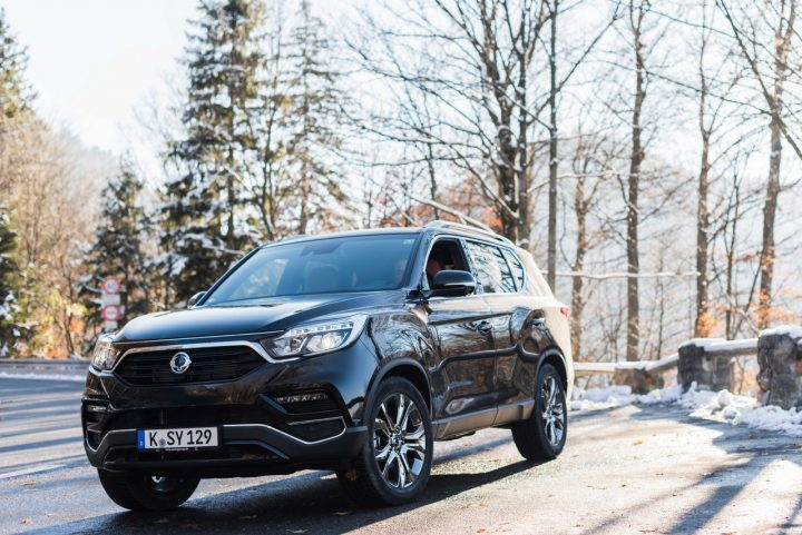 Ssang Yong Rexton Modell 2019