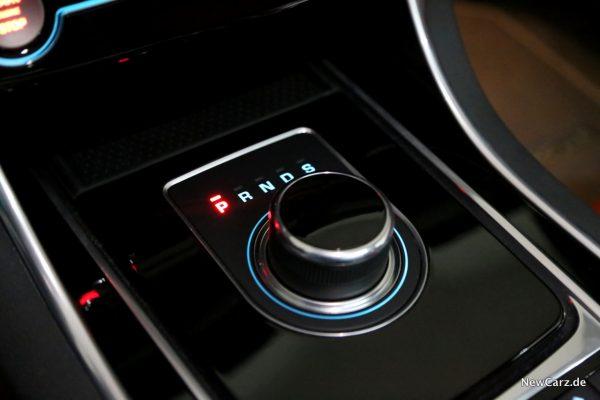 Jaguar XF Sportbrake Achtgang Automatik