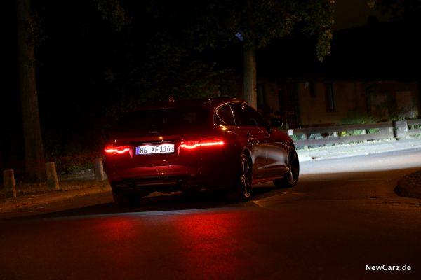 Jaguar XF Sportbrake Heck