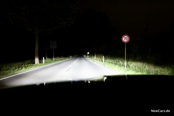 Jaguar XF Sportbrake Abblendlicht