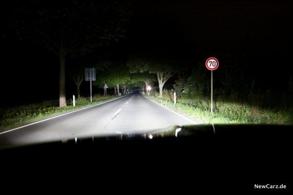 Jaguar XF Sportbrake Fernlicht