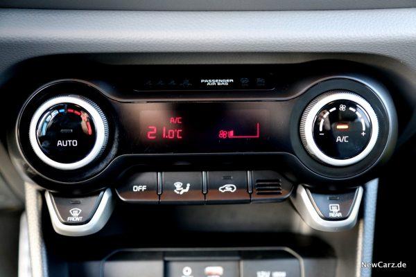 Kia Picanto X-Line Klimaautomatik