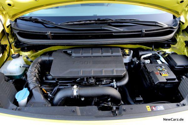 Kia Picanto X-Line Motor