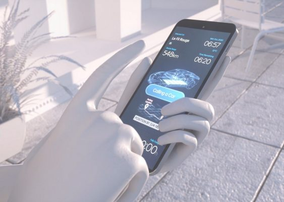 AVPS in der Smartphone-App