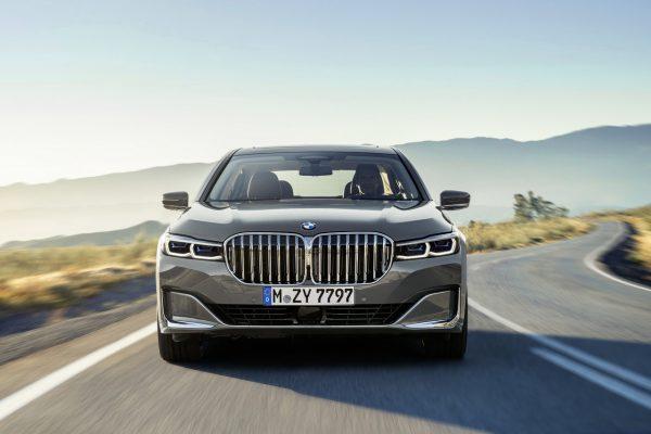 BMW 7er G11 Front