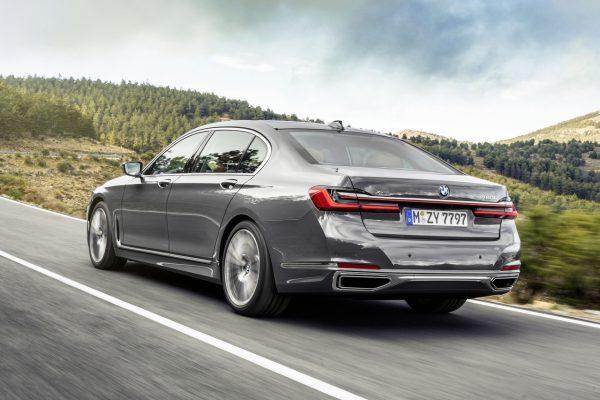 BMW 7er G11/G12 schräg hinten