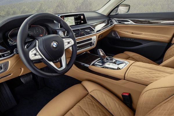 BMW 7er G12 Innenraum