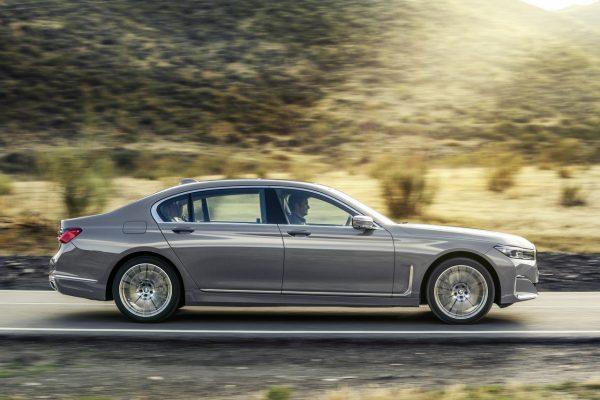 BMW 7er G11/G12 Seite