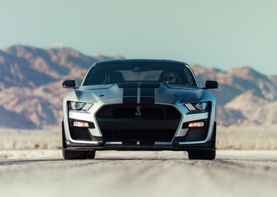 Ford Mustang Shelby GT500 - Frontansicht