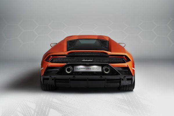 Lamborghini Huracan Evo Heck